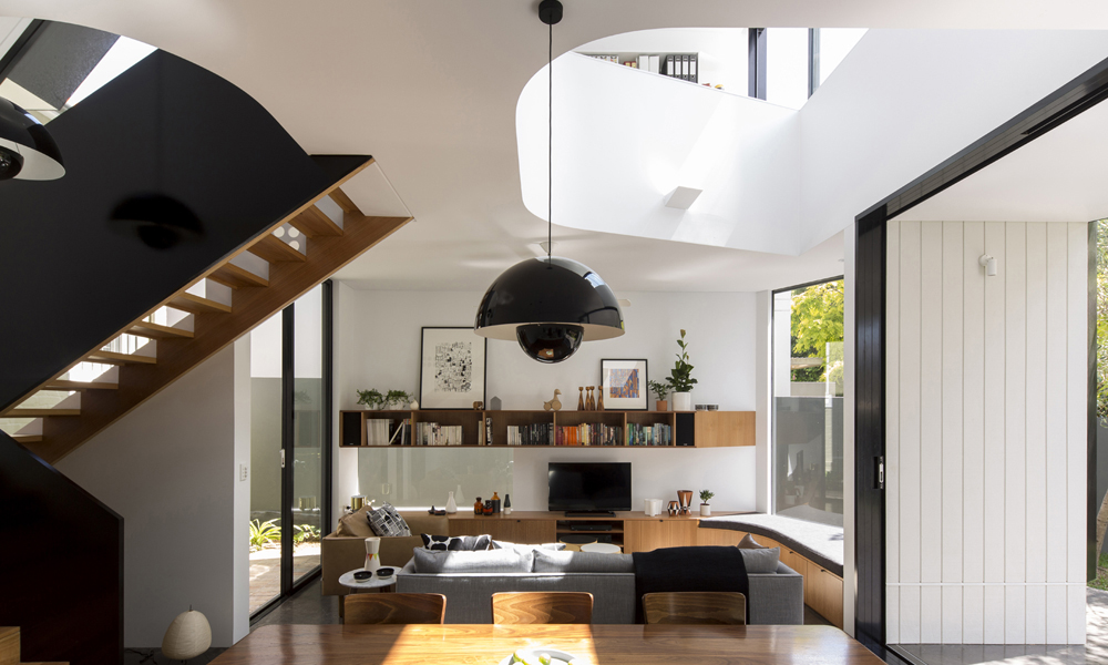 IDEA16 Interior Design Excellence Awards: Unfurled House Shortlisted