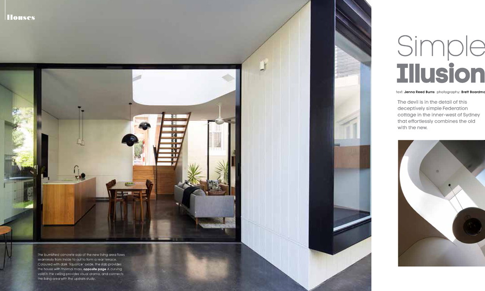 Unfurled House has been published in Green magazine