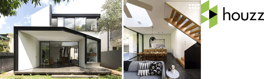 Unfurled House has been featured by Houzz