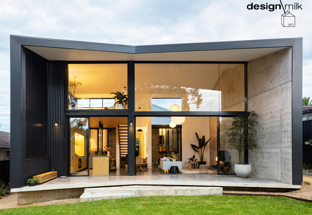 Binary House has received a great post by Design Milk