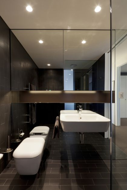 Darling Point Penthouse bathroom
