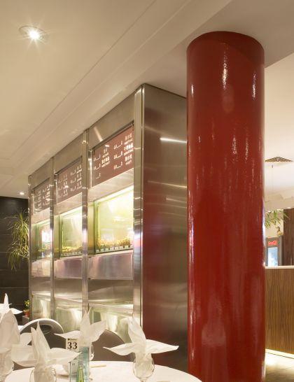 Christopher Polly Architect - Golden Harbour Restaurant